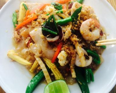 PAD THAI (ผัดไทย)